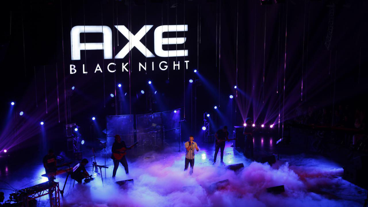 Unilever, AXE Black Night and Sirvan Khosravi Campaign – Magnolia