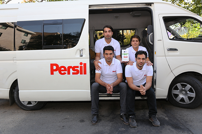 Persil, Symbol of Cleanliness